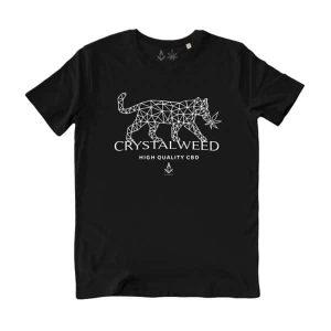Maglietta Crystalweed