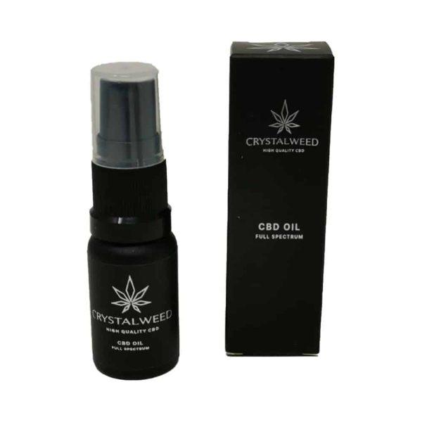 CBD oil Crystalweed