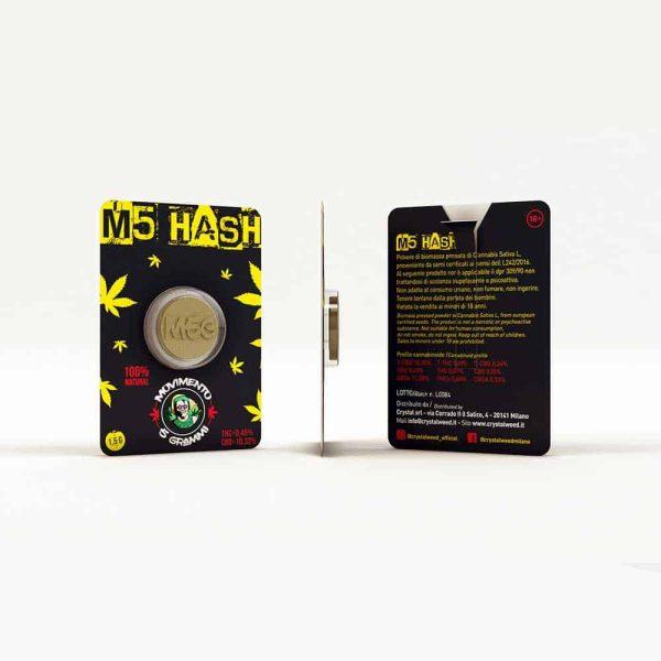 Hash movimento 5 grammi